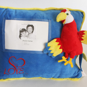 Pita personalized pillow Surrounded By Love
