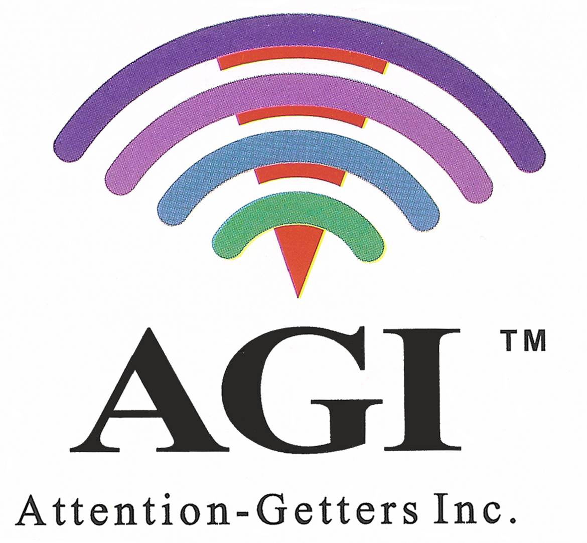 AGI Attention-Getters, Inc. Surrounded By Love